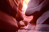 Lower Antelope Canyon in Page