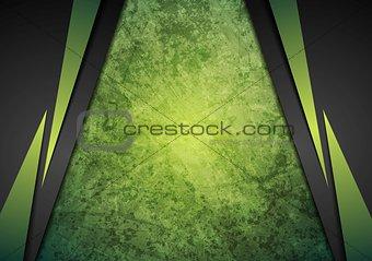 Grunge corporate vector background