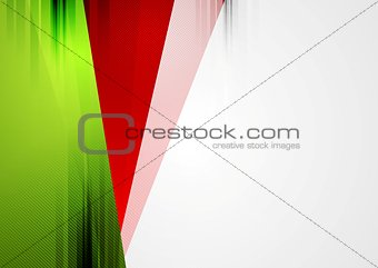 Abstract tech vector background