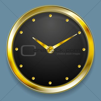 Abstract golden vector clock design