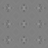 Design seamless monochrome striped background