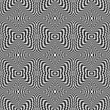 Design seamless monochrome background