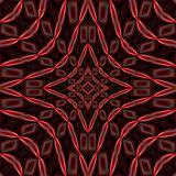 Design geometric decorative pattern