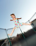 Young Girl Jump