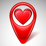 Love Map Pointer