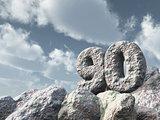 number ninety rock