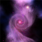 Galaxy Collision