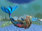 Undersea Mermaid