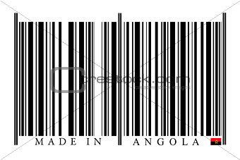 Angola Barcode