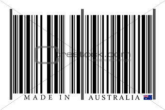 Australian Barcode