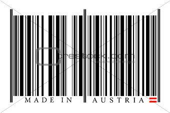 Austra Barcode