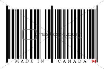 Canada Barcode
