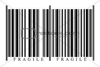 Fragile Barcode