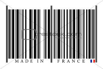 France Barcode