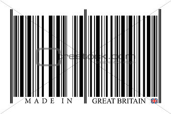 Great Britain Barcode