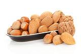 Nuts variation.
