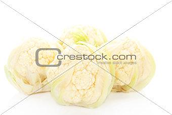 Baby cauliflower.