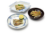honmoroko, willow gudgeon, japanese cuisine