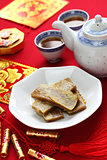 nian gao, chinese new year rice cake