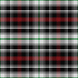 vector seamless pattern Scottish tartan panda