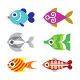 Fish vector clip art