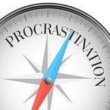 compass procrastination