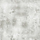 Winter seamless tile-able background.