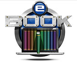 E-Book - Metallic Icon