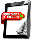 E-Book Download - Tablet Computer