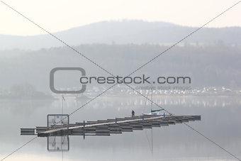 flating pier