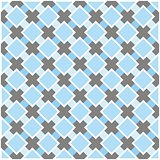 Tile vector blue, white and grey pattern
