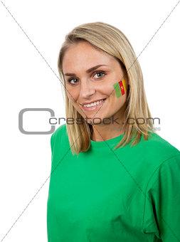 Cameroon Girl