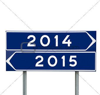2014 or 2015