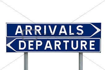 Arrivals or Departure