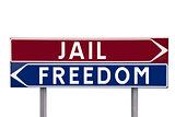 Jail or Freedom