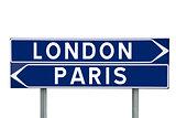 London or Paris