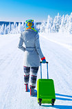 Traveling to Alps