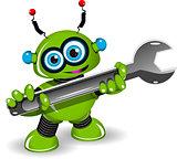 Robot for Repairs