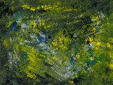 Impressionist Pond scape