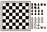 Character set of chess pieces
