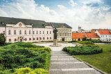 Pribina Square, Nitra, Slovakia
