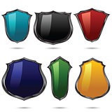 set of shields