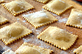 Raw Braised Beef Agnolotti