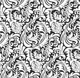 Seamless Fern wallpaper pattern background
