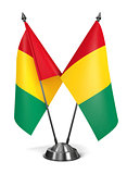 Guinea - Miniature Flags.