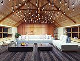 modern interior loft