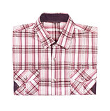 shirt isolated on the white