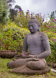 Single Stone Buddha