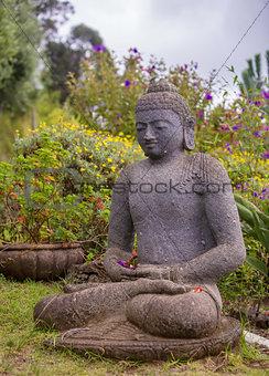Single Stone Buddha