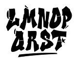 Graffiti style font. Vector alphabet (part 2)